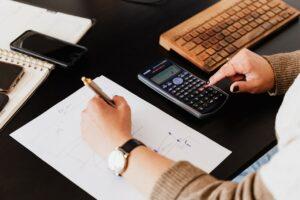 Using a volunteer bookkeeping