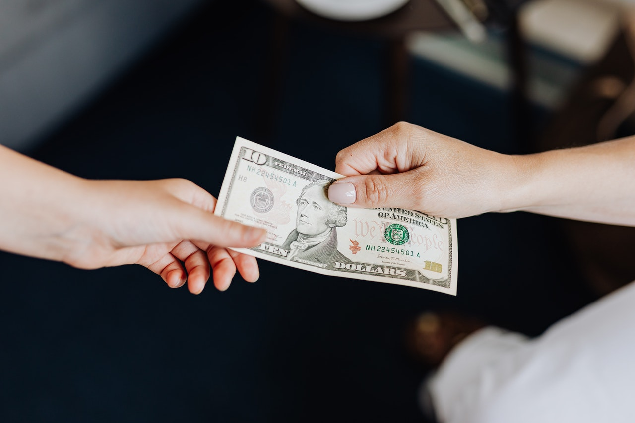 generosity in church