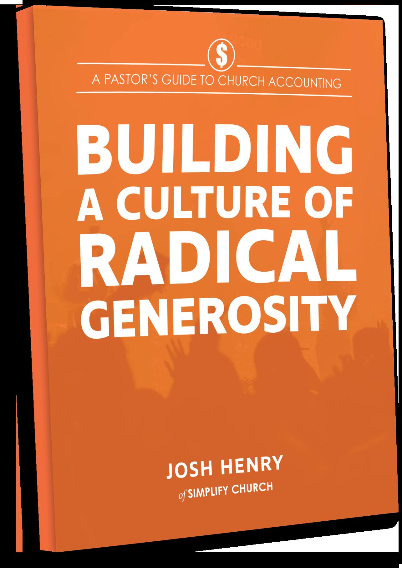 GenerosityCover